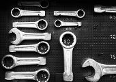 Work tools set