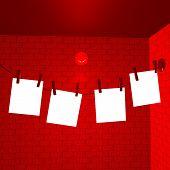 Images In Darkroom