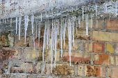 The Icicles On The Wall.