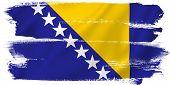 Bisnia Flag