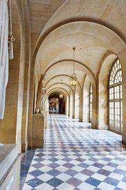 stock photo of versaille  - VERSAILLES FRANCE  - JPG