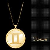 Gemini Medallion