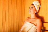 pic of relaxing  - Spa beauty treatment and relaxation concept - JPG
