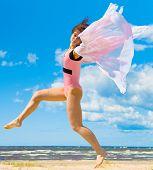 Exercício angelical para enfeitiçar o verão