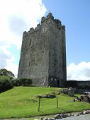 Dysart Castle
