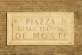 Sign Trinita