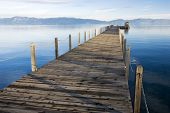 Lake Tahoe Pier
