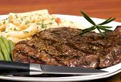 RIB Eye Steak jantar 2