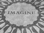 Постер, плакат: Представьте себе