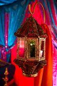 Decorative Indian Lantern