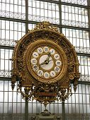 Ornate Orsay Clock