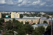 City vicinities, Russia, Tambov