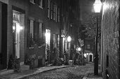 Night In Old Boston