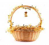 Golden Bell And Basket