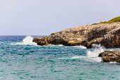 Rock At The Sea