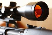 Sniper rifle scope