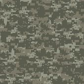 Military woods camouflage