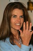 LOS ANGELES - JUN 14: Maria Shriver at the Fulfillment Fund Awards on June 14, 2003 in Los Angeles,