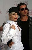 LOS ANGELES - JUN 18: Gwen Stefani, Gavin Rossdale at the premiere of 'Charlie's Angels: Full Throttle' on June 18, 2003 in Los Angeles, California
