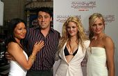 LOS ANGELES - JUN 18: Lucy Liu, Matt LeBlanc, Drew Barrymore, Cameron Diaz at the premiere of 'Charl