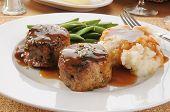 Pork Tenderloin And Mashed Potatoes