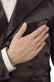 Open Men's hand