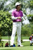 Liang Wen Chong, China golfer