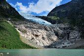 Boyabreen Glacier