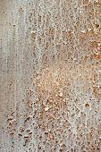 Peeling Paint Grunge Concrete Wall Background