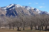 Wasatch Front Mountains