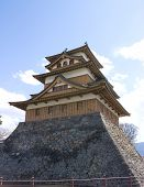 Takashima Castle Main Keep