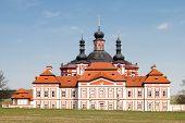 monastery Marianska Tynice