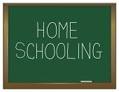 Concepto de educación en el hogar.