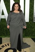 WEST HOLLYWOOD, CA - FEB 24: Melissa McCarthy at the Vanity Fair Oscar Party at Sunset Tower on February 24, 2013 in West Hollywood, California