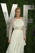 WEST HOLLYWOOD, CA - FEB 24: Molly Sims at the Vanity Fair Oscar Party at Sunset Tower on February 24, 2013 in West Hollywood, California