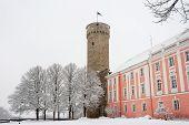 Toompea. Tallinn, Estonia