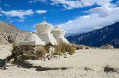 Buddhist Chortens