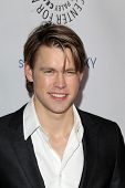 LOS ANGELES - FEB 27:  Chord Overstreet arrives at the PaleyFest Icon Award 2013 at the Paley Center