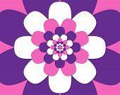 Endless Flower Pattern