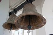 Bells In The Tower Of Church Of Archangel Mikhail, City Suzdal, Russia