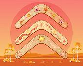 Australian Boomerang Design