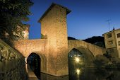 Bridge Of Balmaseda, Bizkaia, Basque Country, Spain