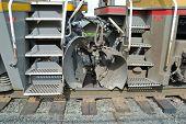 Locomotive Derailment
