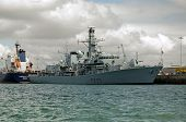HMS Richmond, Portsmouth