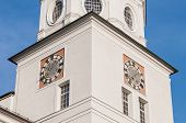 Carillion (glockenspiel) Located At Salzburg, Austria