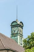 New Town Hall  In Esslingen Am Neckar, Germany