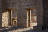 stock photo of euphrat  - Bosra old city on the desert Syria - JPG