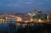 Pittsburgh panorama