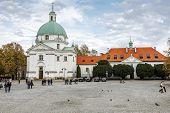 Sw Kazimierz Church, Warsaw
