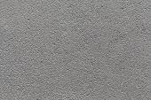 Close-up Texture Of Gray Urban Asphalt Road